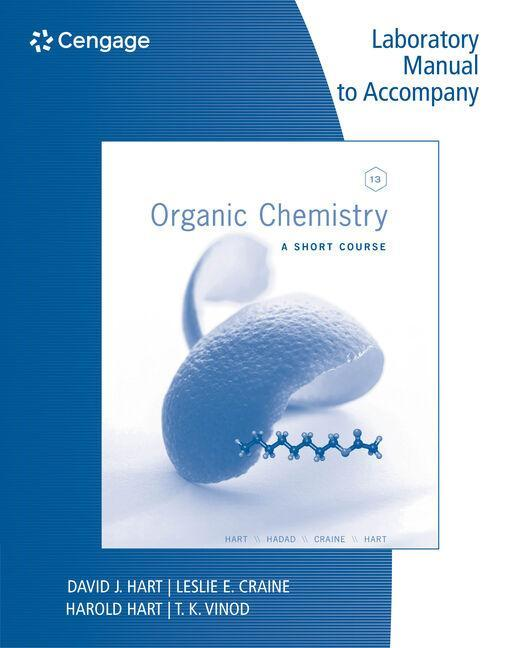 Lab Manual for Organic Chemistry: A Short Course, 13th als Taschenbuch