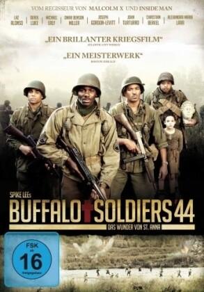 Buffalo Soldiers 44 - Das Wunder von St. Anna als DVD