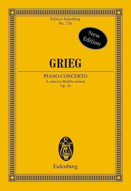 Konzert a-Moll als Buch (kartoniert)