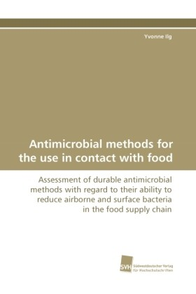 Antimicrobial methods for the use in contact with food als Buch (kartoniert)
