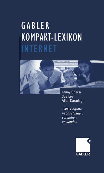 Gabler Kompakt-Lexikon Internet als Buch (kartoniert)