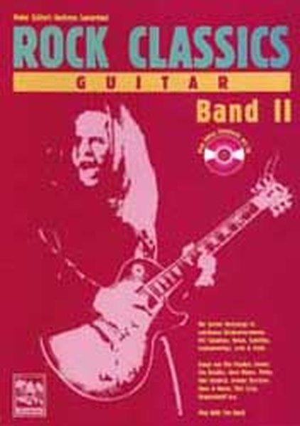 ROCK CLASSICS ' Guitar' 2. Inkl. CD als Buch (kartoniert)
