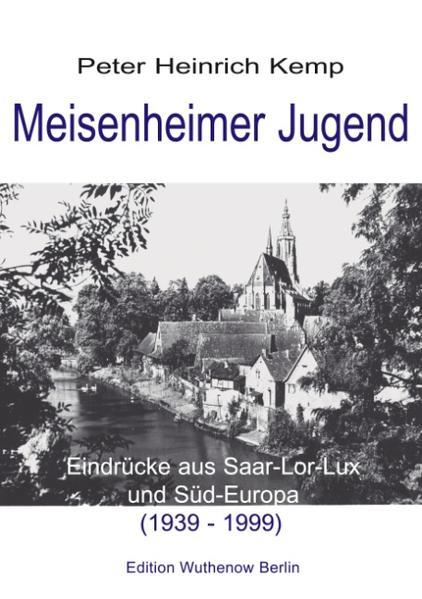 Meisenheimer Jugend als Buch (kartoniert)