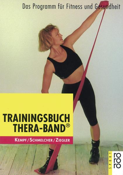 Trainingsbuch Thera-Band als Taschenbuch