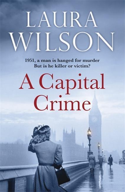 A Capital Crime als Taschenbuch