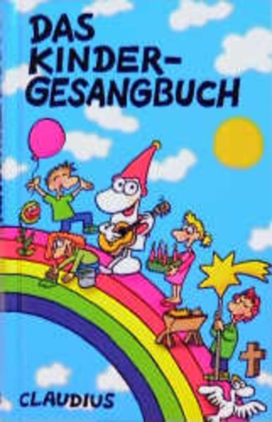 Das Kindergesangbuch als Buch (gebunden)