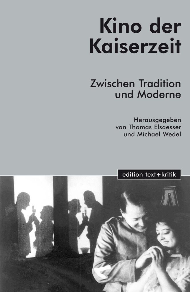 Kino der Kaiserzeit als Buch (kartoniert)