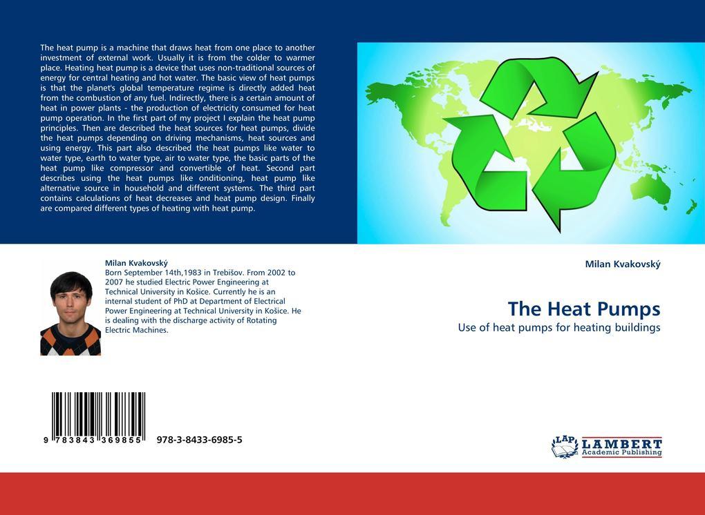 The Heat Pumps als Buch (gebunden)