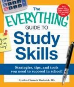 The Everything Guide to Study Skills als Taschenbuch