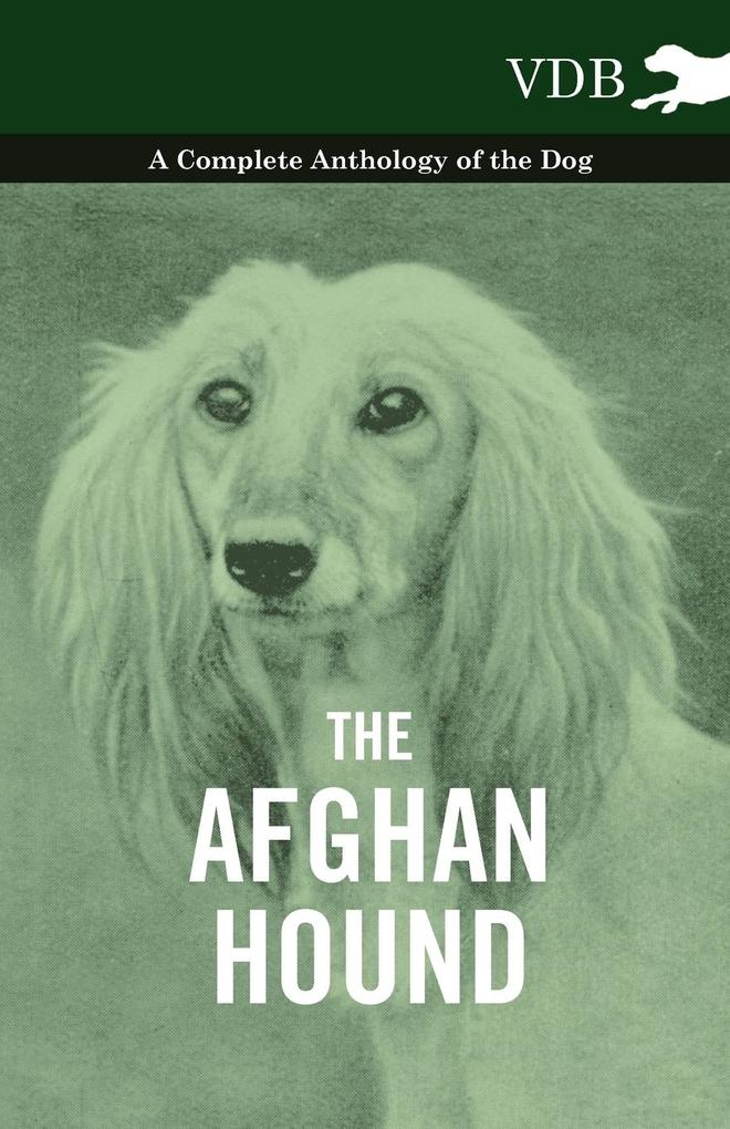 The Afghan Hound - A Complete Anthology of the Dog - als Taschenbuch