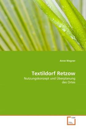 Textildorf Retzow als Buch (kartoniert)
