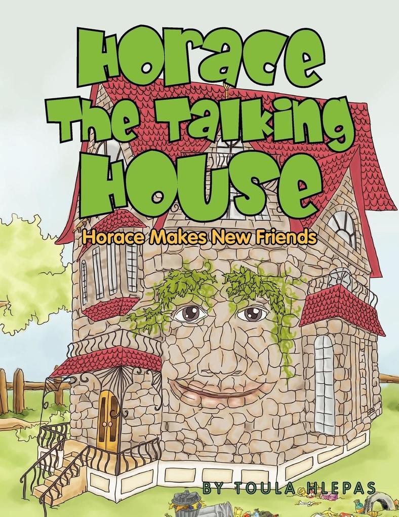 Horace The Talking House als Taschenbuch