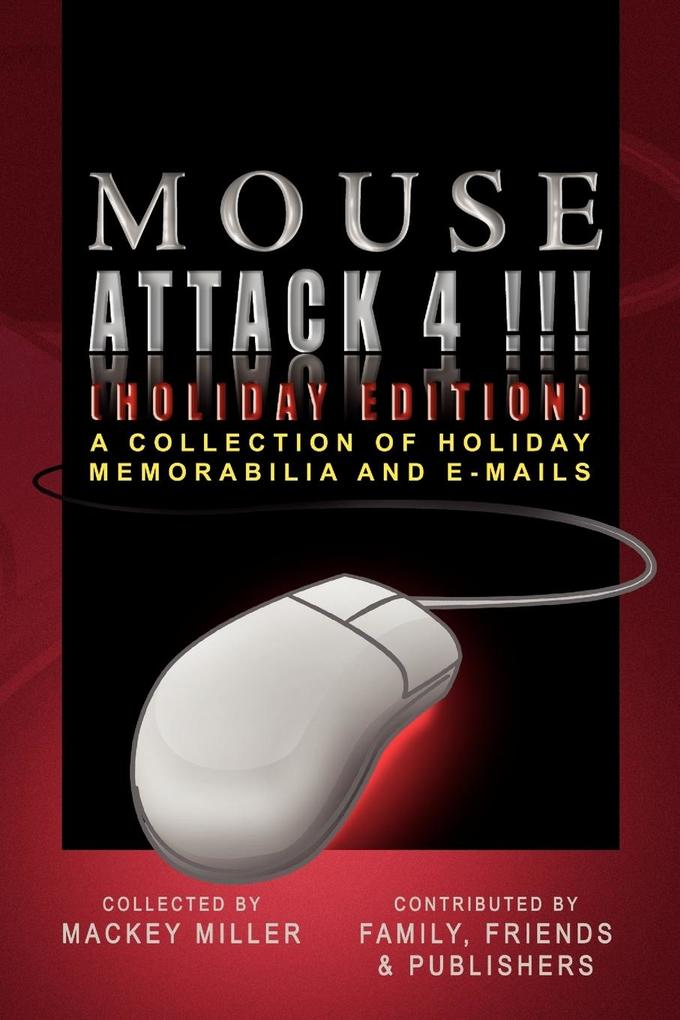 Mouse Attack 4!!! (Holiday Edition) als Taschenbuch