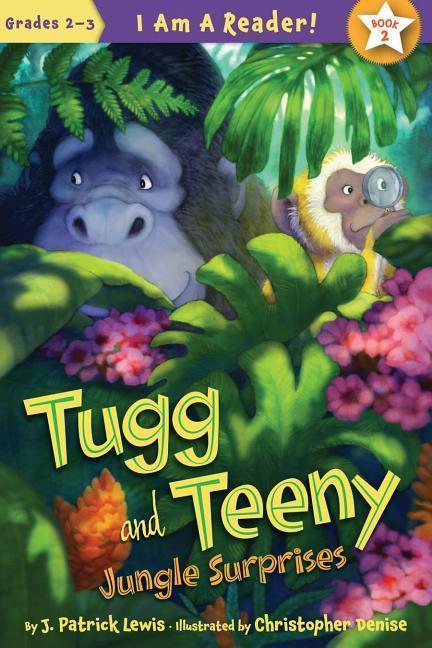 Tugg and Teeny: Jungle Surprises als Buch (gebunden)