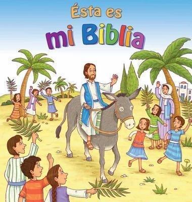 Esta Es Mi Biblia = This Is My Bible als Buch (kartoniert)