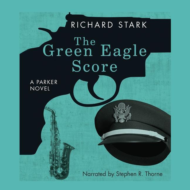 The Green Eagle Score als Hörbuch CD