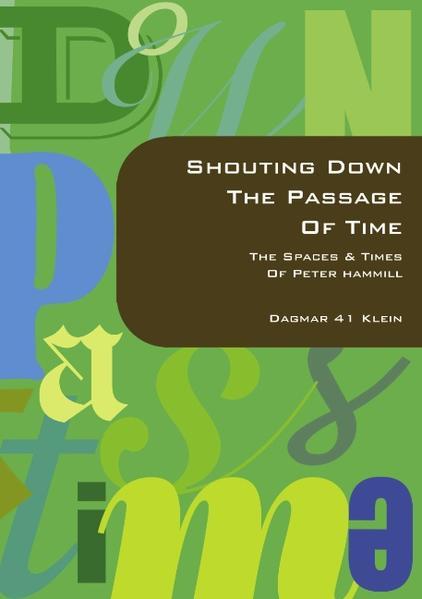 Shouting Down the Passage of Time als Buch (kartoniert)