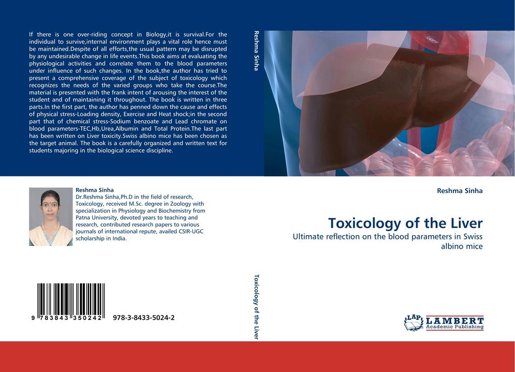 Toxicology of the Liver als Buch (kartoniert)