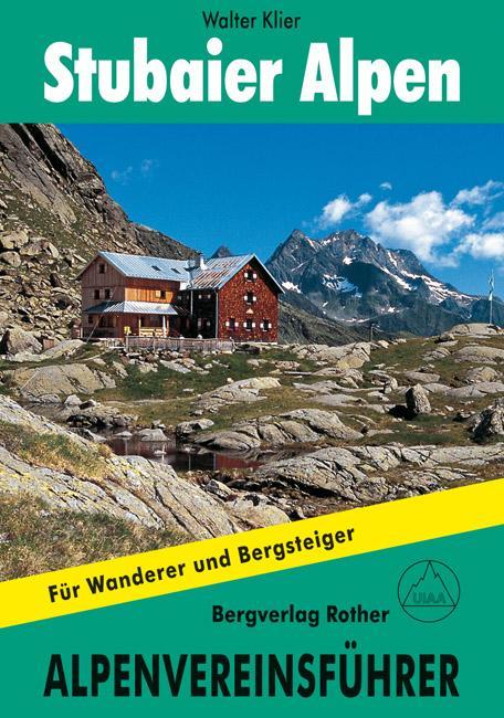 Stubaier Alpen alpin als Buch (gebunden)