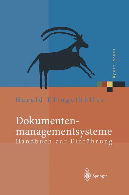 Dokumentenmanagementsysteme als Buch (gebunden)