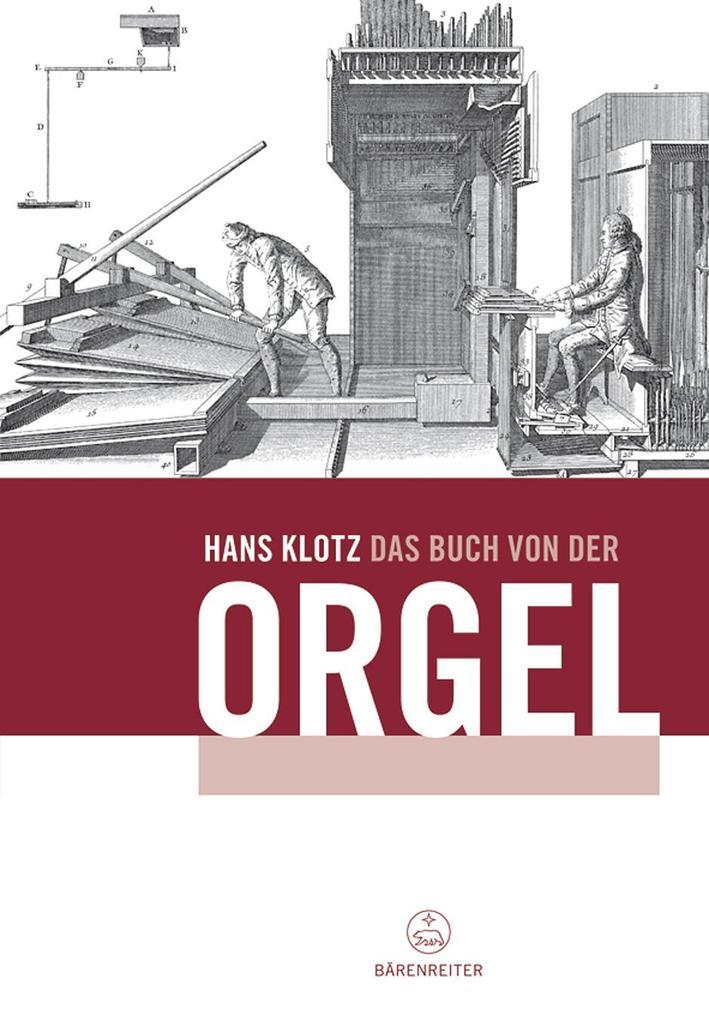Das Buch von der Orgel als Buch (kartoniert)