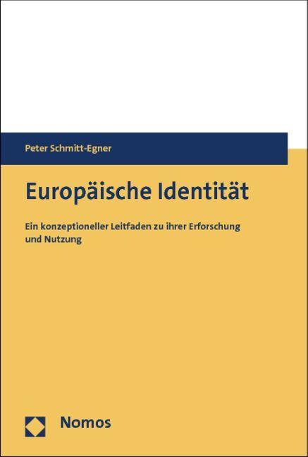 Europäische Identität als Buch (gebunden)