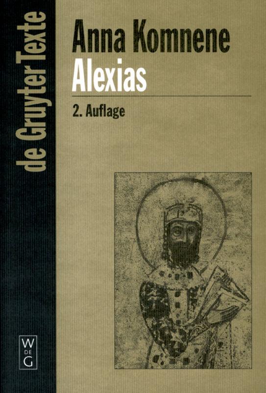 Alexias als Buch (gebunden)