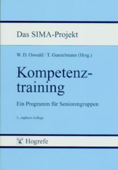 Kompetenztraining. Das SIMA-Projekt als Buch (kartoniert)