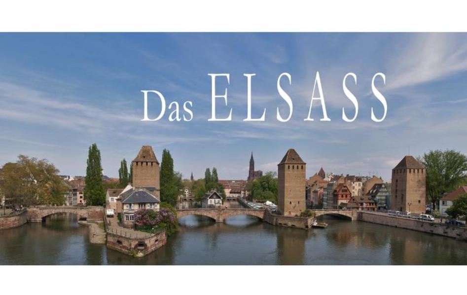 Das Elsass - Ein Bildband als Buch (gebunden)