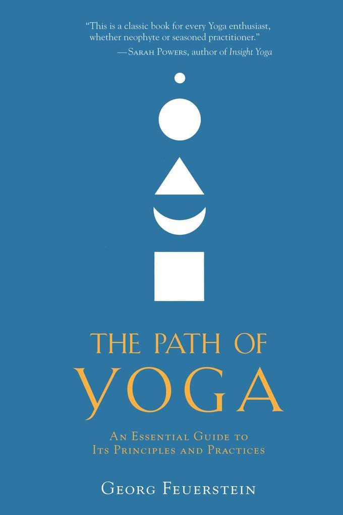 Path Of Yoga als Taschenbuch