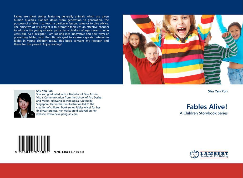Fables Alive! als Buch (gebunden)