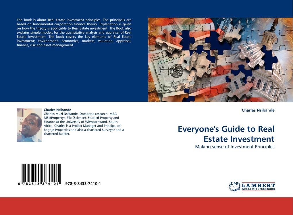 Everyone's Guide to Real Estate Investment als Buch (gebunden)