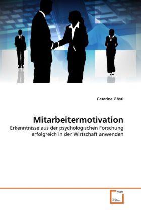 Mitarbeitermotivation als Buch (kartoniert)