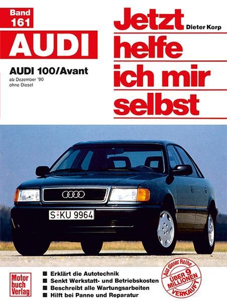Audi 100/Avant als Buch (kartoniert)