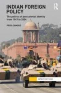 Indian Foreign Policy als Buch (gebunden)