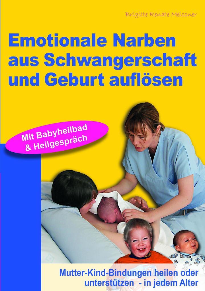 Emotionale Narben aus Schwangerschaft und Geburt auflösen als Buch (kartoniert)