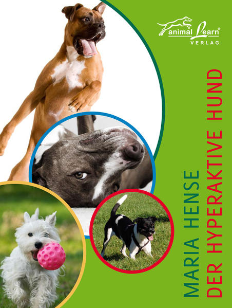 Der hyperaktive Hund als Buch (gebunden)