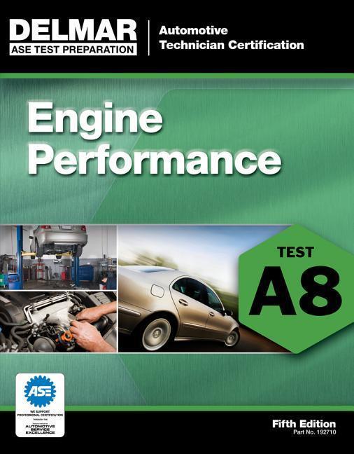Engine Performance: Test A8 als Taschenbuch