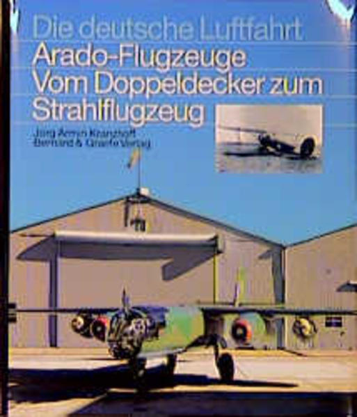 Die Arado-Flugzeuge als Buch (gebunden)