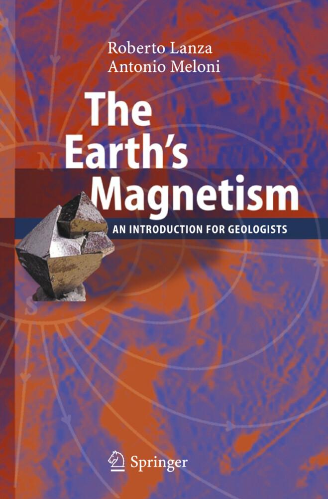 The Earth's Magnetism als Buch (gebunden)