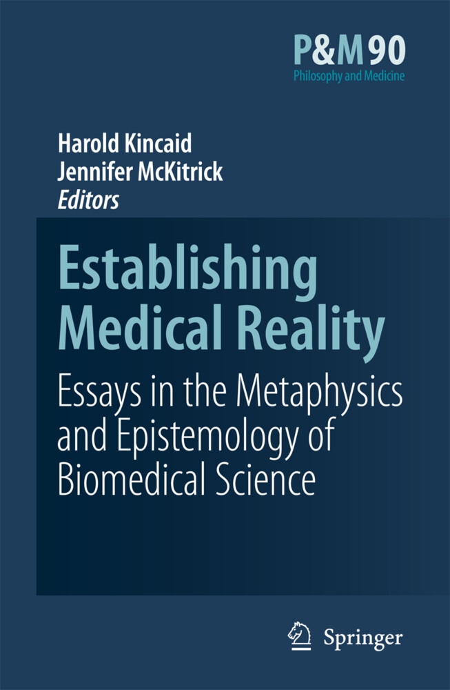 Establishing Medical Reality als Buch (kartoniert)
