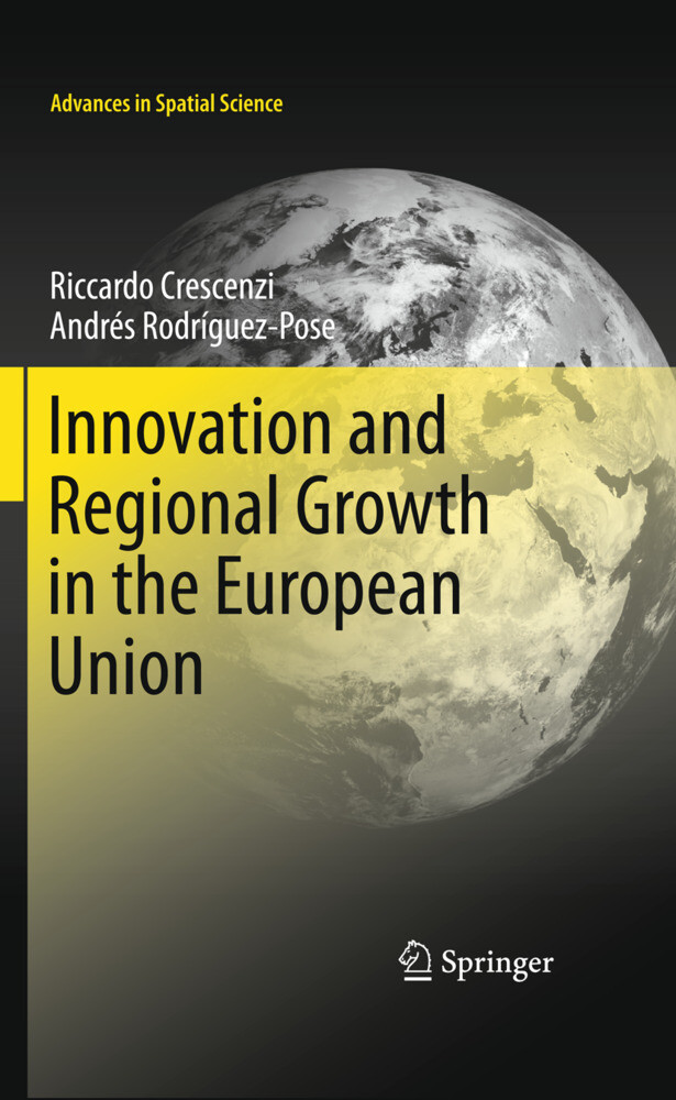 Innovation and Regional Growth in the European Union als Buch (gebunden)