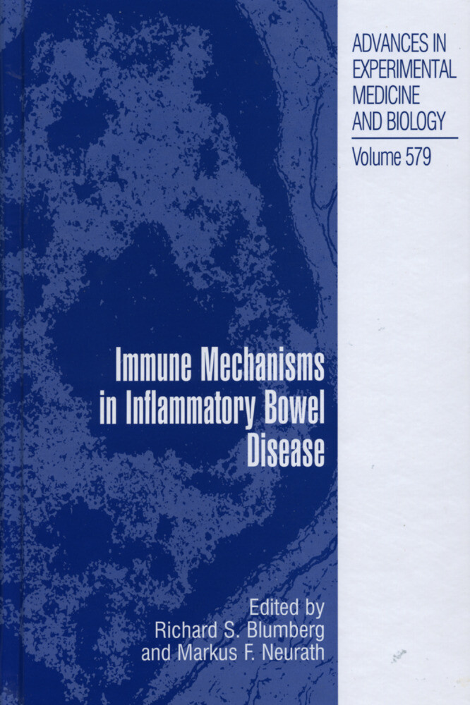 Immune Mechanisms in Inflammatory Bowel Disease als Buch (gebunden)