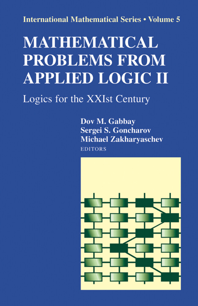 Mathematical Problems from Applied Logic II als Buch (kartoniert)