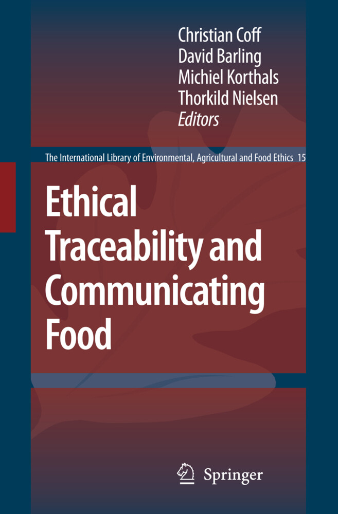 Ethical Traceability and Communicating Food als Buch (kartoniert)