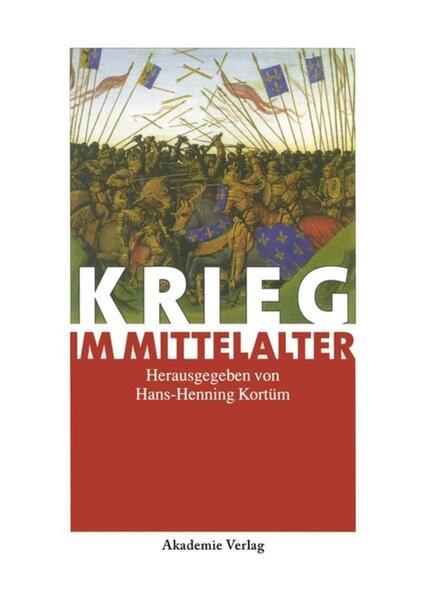 Krieg im Mittelalter als Buch (gebunden)