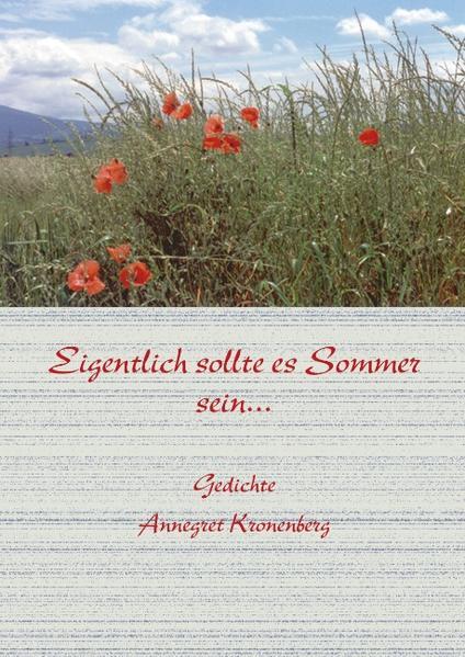 Eigentlich sollte Sommer sein als Buch (kartoniert)