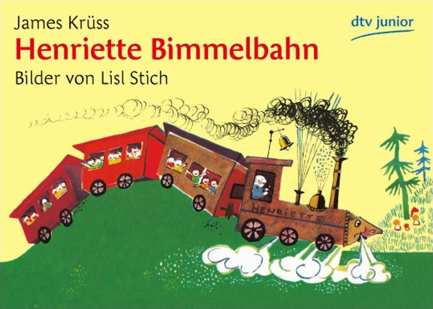 Henriette Bimmelbahn als Taschenbuch