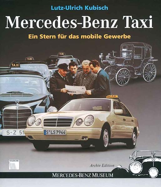 Mercedes-Benz Taxi als Buch (gebunden)