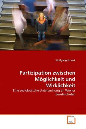 Partizipation zwischen Möglichkeit und Wirklichkeit als Buch (kartoniert)